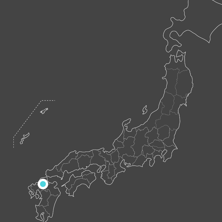 location of Fukuoka